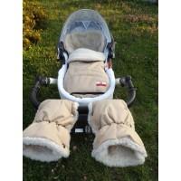 Зимние аксессуары для коляски Zdrowe Dziecko - лучший выбор для теплой комфортной прогулки