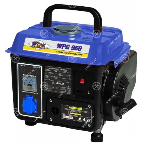 Werk WPG960 Электрогенератор