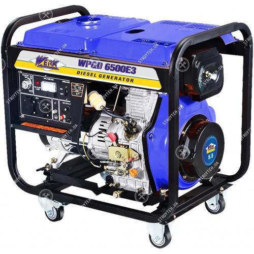 Werk WPGD6500E3 Электрогенератор