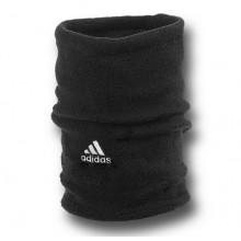 Флісовий горловик баф Adidas односторонній чорний