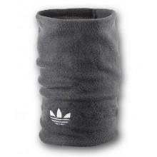 Флісовий горловик баф Adidas original односторонній сірий