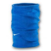 Флисовый горловик бафф Nike односторонний синий электрик