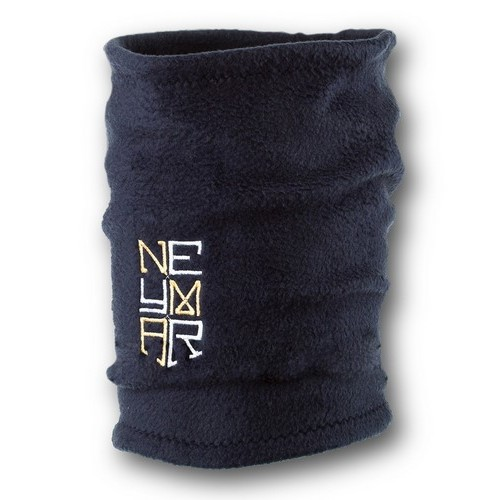 Флисовый горловик бафф Неймар односторонний темно-синий