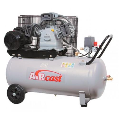 Компрессор с ременным приводом Ремеза AirCast СБ4/С-100.LB40