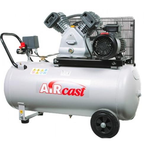 Компрессор с ременным приводом Ремеза AirCast СБ4/С-100.LB30