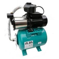 Гидрофор для дома ALBA MRS-3/24л тихий многоступенчатый (Польша, медная обмотка)