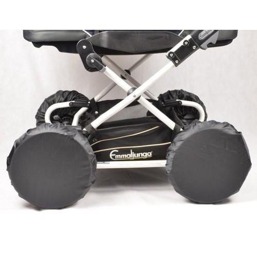 Чехлы на прямые колеса для детской коляски