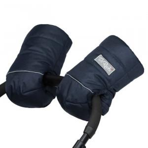 Муфта на коляску темно-синяя ДоРечі™