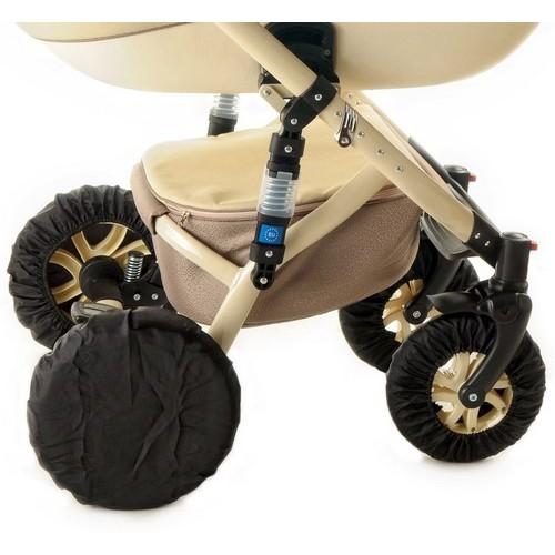 Чохли на поворотні колеса для дитячої коляски