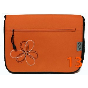 13 Сумка оранжевая