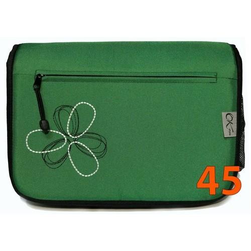 45 Сумка зеленая травяная