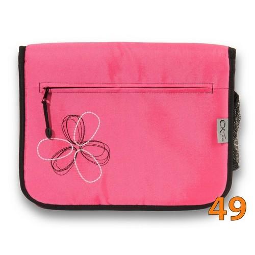 49 Сумка ярко-розовая