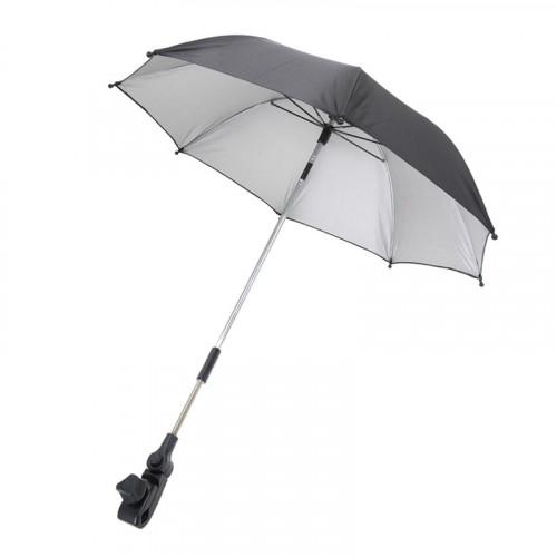 Зонтик на коляску универсальный со светоотражателем для любой коляски