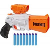Детский пистолет Бластер NERF Fortnite SR Blaster