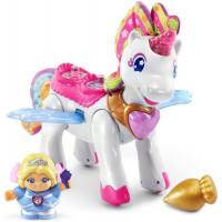 VTech Go! Go! Волшебный единорог интерактивная кукла лошадка Smart Friends Twinkle the Magical Unicorn