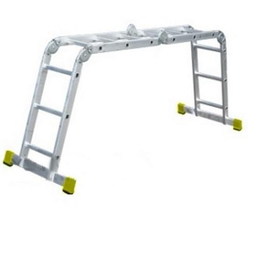 Шарнирная лестница Forte FE4х3