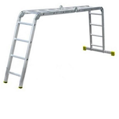 Шарнирная лестница Forte FE4х4