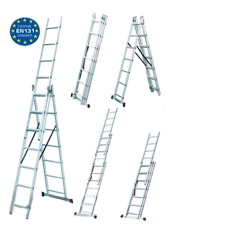 Универсальная лестница Werk LZ3207B (3x7)