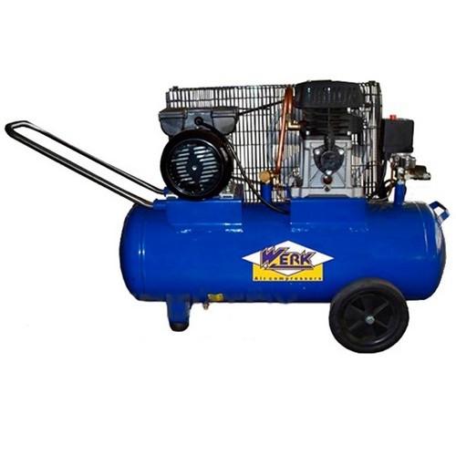 Поршневой воздушный компрессор Werk ZBM 60-50