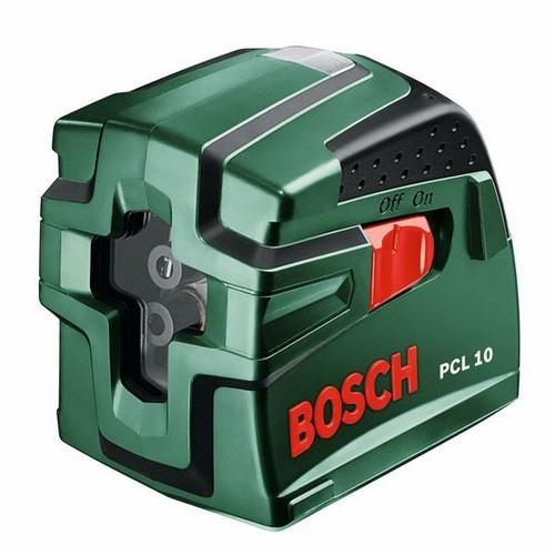 Нивелир лазерный уровень Bosch PCL 10