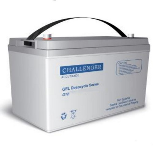 Гелевый аккумулятор Challenger G12-100 ( 12 В, 100 А/ч, Gel )