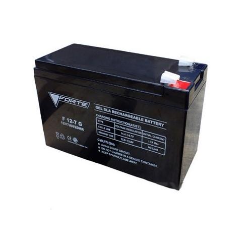 Forte F12-7 AGM (12В 7 Ач) Аккумуляторная батарея