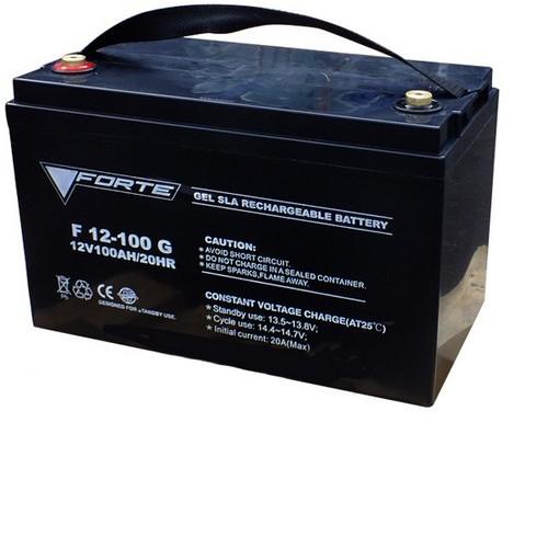 Forte F12-100G Гелевый аккумулятор