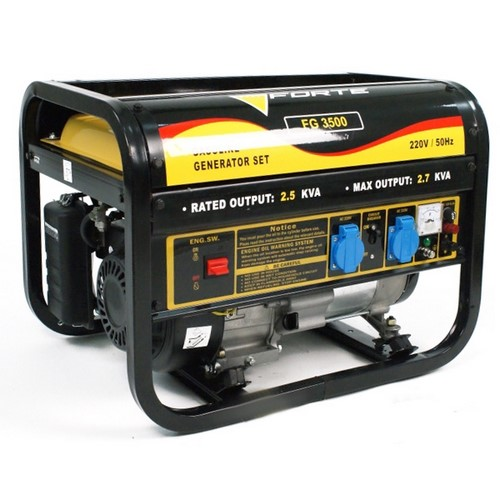 Бензиновый генератор Forte FG3500E