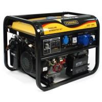 Бензиновый генератор Forte FG8000EA с блоком автоматики