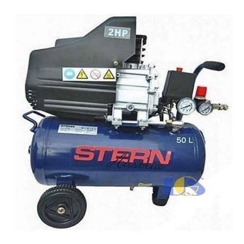 Воздушный компрессор Stern CO2050D ресивер 50 литров