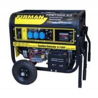Бензиновый генератор Firman FPG 7800E2 (Yamaha)