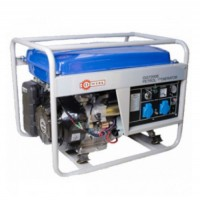 Бензиновый генератор Odwerk GG7200E (Honda)