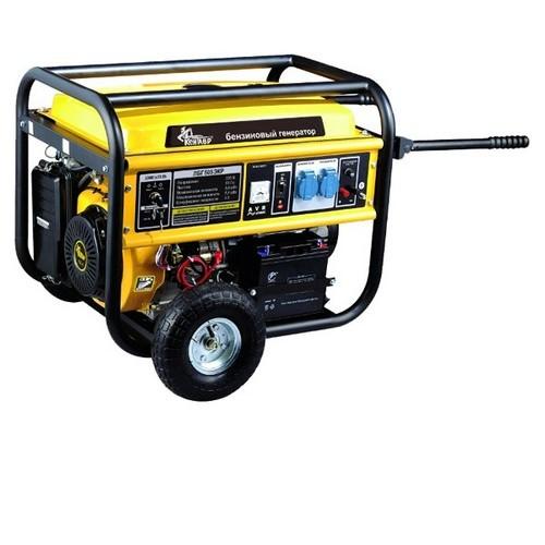 Бензиновый генератор Кентавр ЛБГ505ЭА с блоком автоматики