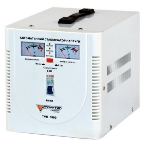 Forte TVR-5000VA стабилизатор напряжения