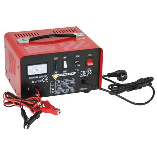 Зарядное устройство для аккумуляторов FORTE CA-15S
