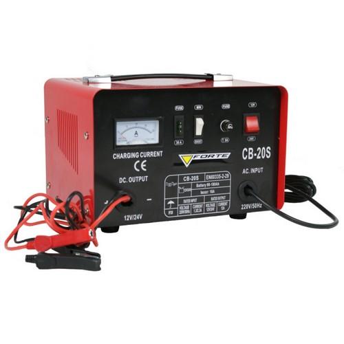 Зарядное устройство для аккумуляторов FORTE CA-20S