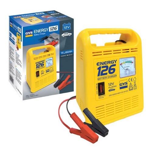 Зарядное устройство для аккумуляторов GYS ENERGY 126
