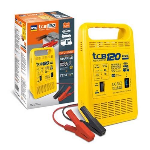 Тестовое и зарядное устройство GYS TCB 120 AUTOMATIC
