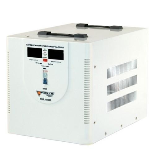 Forte TDR-10000VA стабилизатор напряжения