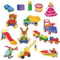 Іграшки та ігри