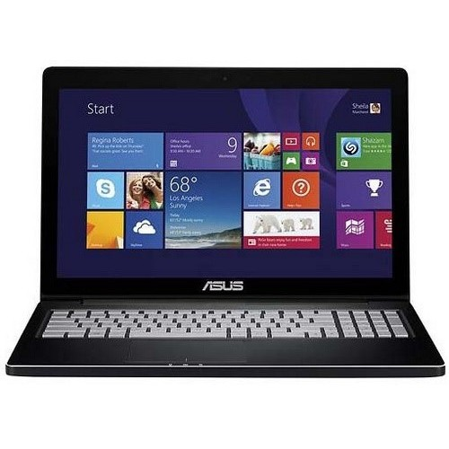 Ноутбук Asus Q501LA (Q501LA-BSI5T19) сэнсорный экран