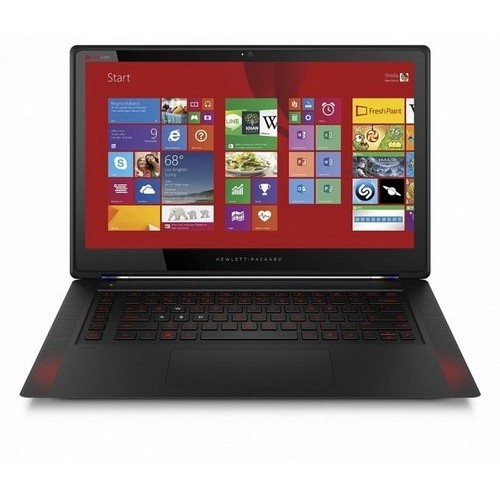 Ноутбук HP OMEN 15-5110 (J9K25UA) сенсорный экран