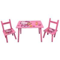 Категория Столики со стульчиками