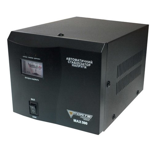Forte MAX-500VA Стабилизатор напряжения