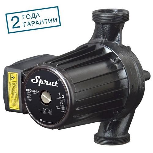 Sprut GPD 32-14-220, присоединительный комплект