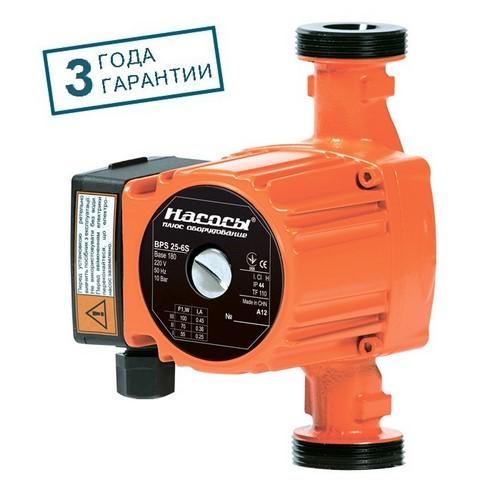 Насосы+Оборудование BPS 25-6S-180, присоединительный комплект