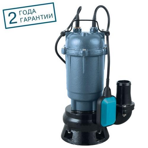 Дренажно-фекальный насос Насосы+Оборудование WQD 15-15-1,5 F