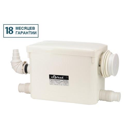 Установка канализационная Sprut WCLIFT 400/3