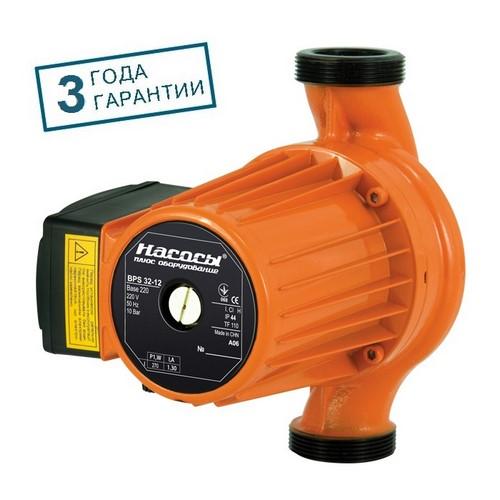 Насосы+Оборудование BPS 32-12-220, присоединительный комплект
