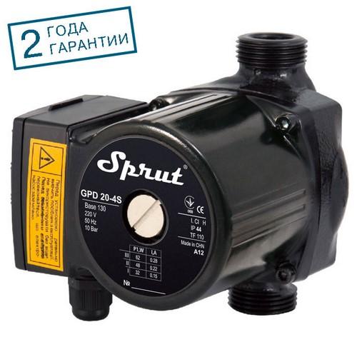 SPRUT GPD 20-4S-130, присоединительный комплект